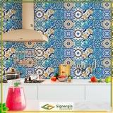 papéis de parede para cozinha Indaiatuba